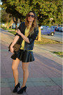 Black-marypaz-boots-black-zara-jacket-yellow-zara-shirt-black-zara-skirt