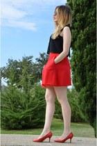 red pepa loves skirt