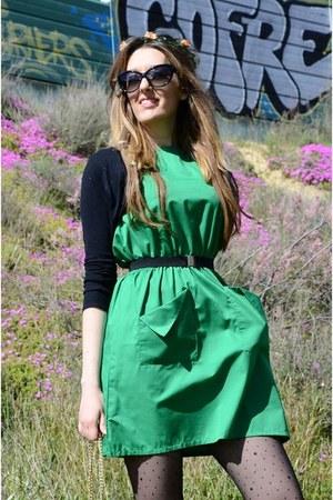 green Compania Fantastica dress