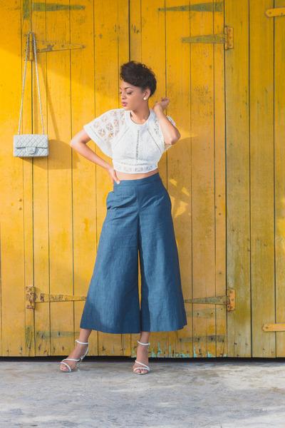 Chanel bag - Meiling pants