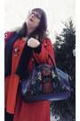 Red-kimchi-blue-coat-black-kensie-bag-red-modcloth-top
