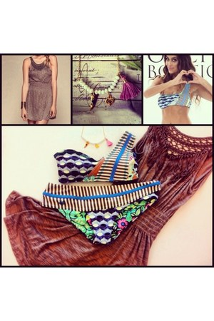 Maaji swimwear - dress The Collection dress - Lolindo necklace