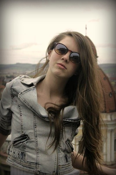 H&M jacket - Orsay sunglasses