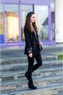 Black-h-m-boots-black-tally-weijl-jeans-black-tally-weijl-blazer