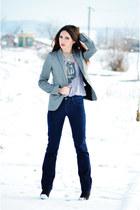 pull&bear jeans - Zara blazer