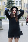 Black-h-m-boots-black-h-m-hat-black-fishbone-sweater-h-m-bag