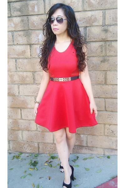 Charlotte Russe belt - Charlotte Russe dress