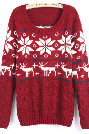 outfitters sweater