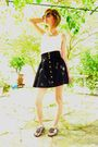 H-m-skirt-h-m-top-lollipops-shoes