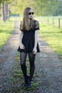 Black-lipstik-shoes-black-dress-sheer-mart-of-china-dress