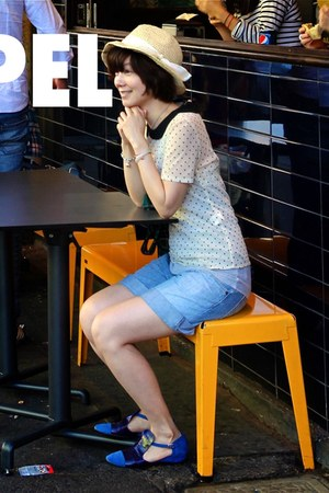 ivory Zara top