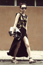 31 Phillip Lim bag - Vero Moda dress - asoscom top - from Seoul flats