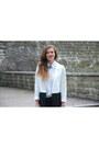 White-h-m-blazer-black-lindex-jeans-white-ralph-lauren-shirt