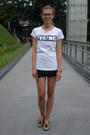 White-house-shirt-black-persunmall-shorts-camel-leopard-elite-flats
