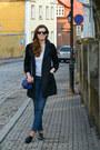 Monton-coat-house-jeans-breton-h-m-shirt-atmosphere-bag