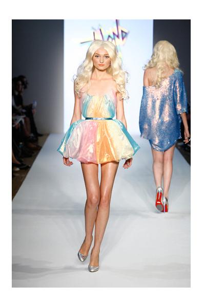 The Blonds dress