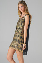 leopard dress PUBLIK dress