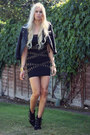 Kooples-boots-ax-paris-dress-asos-jacket