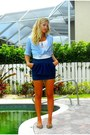 Brown-alloy-shoes-light-blue-pinstripe-j-crew-shirt-navy-h81-skirt