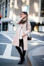 Light-pink-collar-reiss-coat