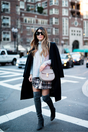 gray over the knee stuart weitzman boots