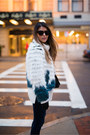 Ripped-topshop-jeans-faux-fur-glamorous-jacket