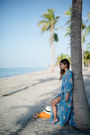 Blue-faithfull-the-brand-dress