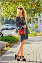 Givenchy bag - Miu Miu sunglasses