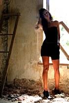 studded fullah sugah boots - Bershka dress
