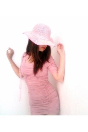 pliegues Shasa dress