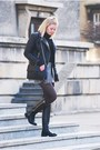 American-eagle-jacket-stradivarius-bag-diy-skirt