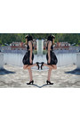 Black-mary-janes-dafiti-shoes-black-topshop-dress-black-cat-asos-bag