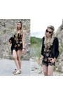 Black-fringed-sheinside-jacket-black-floral-sheinside-jumper