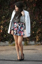 Suzy Shier jacket - Call it Spring bag - Sirens top - Call it Spring pumps