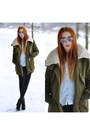 Olive-green-stradivarius-coat-dark-gray-new-look-jeans-sky-blue-shirt