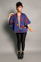 kimono penelopes vintage cape
