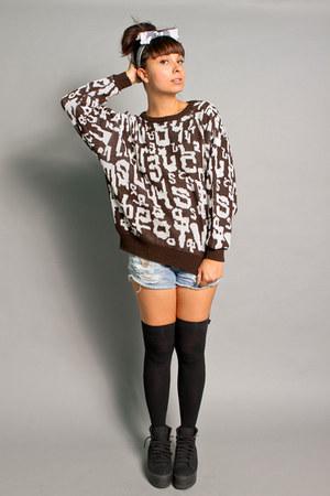 penelopes vintage sweater