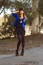 Blue-vintage-from-penelopes-vintage-jacket
