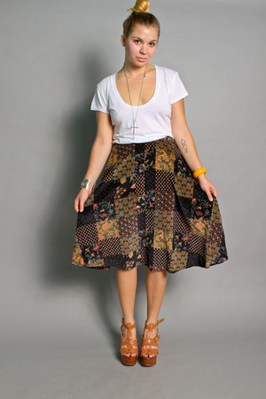 penelope s vintage skirt