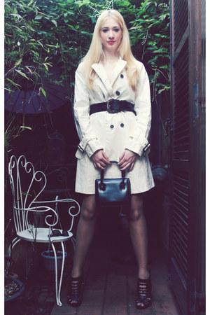 Petite Bottega coat - Petite Bottega heels