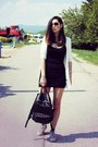 Black-new-look-dress