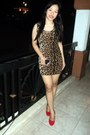 Leopard-print-dress-red-pumps-heels