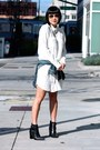 Black-tibi-boots-white-aritzia-dress-denim-madewell-jacket