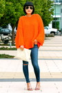 Mules-guess-shoes-joes-jeans-jeans-orange-zara-sweater