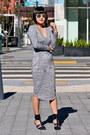 Black-tibi-shoes-grey-wilfred-dress-silver-dior-sunglasses