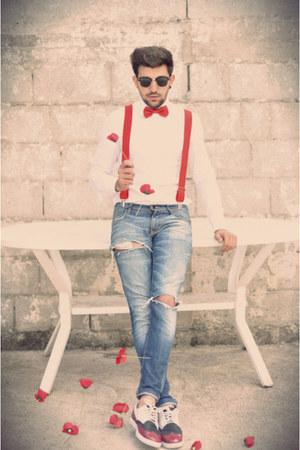 Zara shoes - ANTONY MORTATO jeans