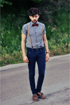 Lumberjack shoes - XAGON MAN jeans - Clayton shirt