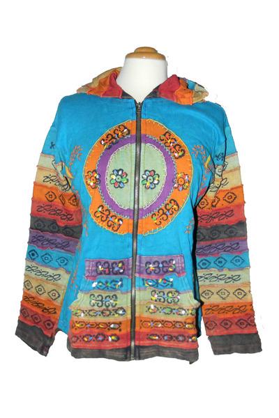 hoodie handmade jacket