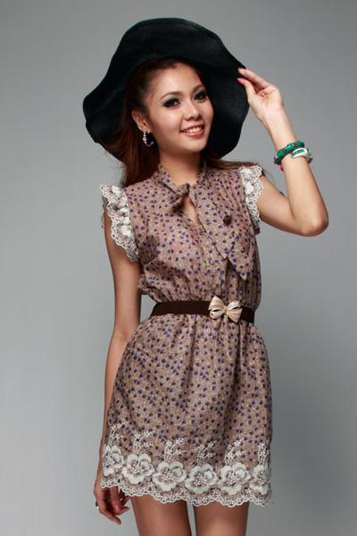 PinkReebonzcom dress