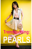 Trendspotting: Pearls